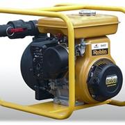 Мотопомпа бензиновая для среднезагрязненной соленой воды PACE 52 фото