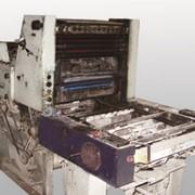 Полиграфическая офсетная машина Adast Dominant 514 фото