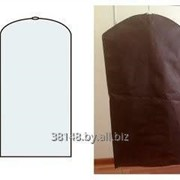 Чехол для одежды без молнии (накидной), без окантовки (пайка) фото
