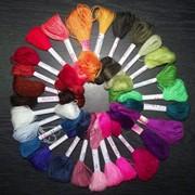 Нитки для вязания, вышивки, шитья Нитки фото