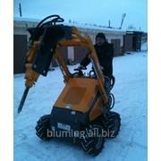 Мини-гидромолот БЛ-380 фото