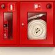 Шкаф пожарный ПК 600*800*250 фото