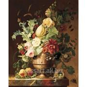 Картина на холсте Цветочная композиция фото