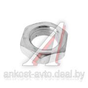 Гайка М20х1.5 низкая оси колодок тормозных ЗИЛ РААЗ 250640-П29 фото