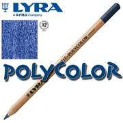 Высококачественные художественные карандаши Lyra Rembrandt Polycolor Темно-кобальтовый фото