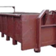 Бункер для мультилифта (крючковый, тросовый) 20, 27 м 3 фото