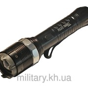 Электрошокер-фонарь с линзой ZZ-8810 фото