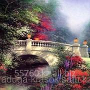 Картина по номерам Каменный мост фото