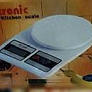 Весы кухонные SF-400 до 7кг. фото