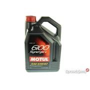 Масло моторное Motu модель 10W40 6100 SYNERG+ 4L фото