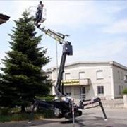 Воздушные платформы в Молдове,Аренда оборудования в Молдове фото