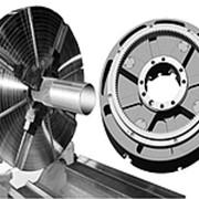 Патроны токарные 4-х кулачковые с независимым перемещением кулачков Ø 1000 мм с зубчатым венцом фото