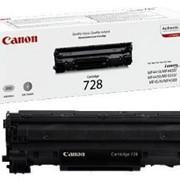 Заправка картриджа для лазерного принтера 728 Canon 4410/4430/4450/4550/4570/4580 MF, сервисное обслуживание офисного оборудования, оргтехники фото