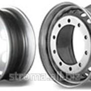 Диски колесные для грузовых автомобилей фотография