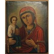 Реставрация икон, художественных полотен. фото