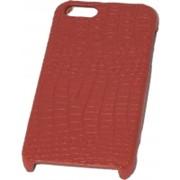 Чехол Borofone for iPhone 5/5S Crocodile Leather Back Cover case Red (BI-BL009R), код 56094 фото