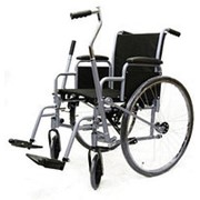Кресло-коляска с ручным рычажным приводом LY-250-909 фото
