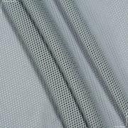Ткань СЕТКА (ТКК) ТРИКОТАЖ. СЕРЫЙ № 2 150 СМ (1кг=6м/п) фото