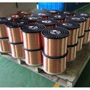 Эмальпровод ПЭТ-155 0,224 мм медный обмоточный фото