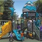 Детская игровая площадка ДП10107A фото
