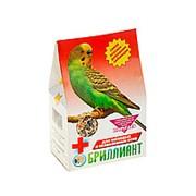 Корм БРИЛЛИАНТ для молодых и ослабленных попугаев 400г фото