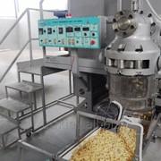 Автоматический макаронный пресс фото