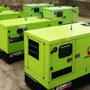 Аренда генераторов от 10 до 200 кВт в Алматы фото