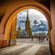 Автобусные экскурсии по Петербургу фото