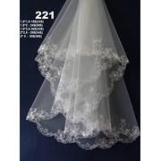 Фата для невесты фото