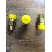 Клапан газовый для трубопроводов сбросной гидростатический REGO 3127, 3129, резьба 1/2NPT, 1/4NPT фото
