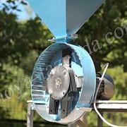 Дробилка бытовая для зерна Лан-3 320 кг/ч (код S-5) фото