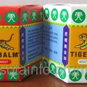 Тигровый Бальзам Белый (Тайская Белая Мазь), 21 мл. фото