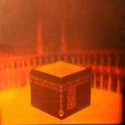Голограмма художественная Кааба фото
