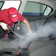 Очистка автомобильного салона фото