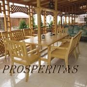 Мебель для террасы, беседки, веранды от Prosperitas фото