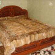 Одеяла из шкур лисы и волка фото