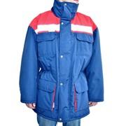 Куртка зимняя с капюшоном фото