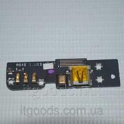 Шлейф (Flat cable) с коннектором зарядки, микрофона для Meizu MX2 фото