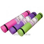 Коврик для йоги Iron Body 581403 green фото