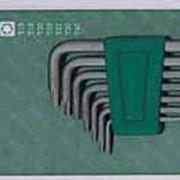 Набор ключей Torx с отв. - 7пр Код:5071T фото