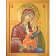 """Икона Богородицы """"Утоли моя печали"""". Икона в храм. фото"""