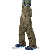 Брюки Сноубордические Мужские Марсон Falcon Pants Olive фото