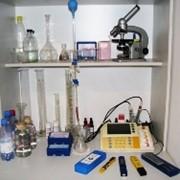 Химический анализ качества воды для подбора оборудования фото