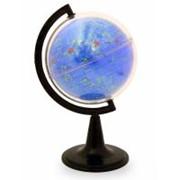Глобус звездного неба d 120mm фото
