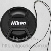 Крышка для объектива Nikon LC-77 77 мм (аналог) 1325 фото