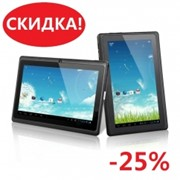 Планшет Android M734 (черный) фото