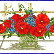 Рисунок-схема Маки у окна КТК - 4022 фото
