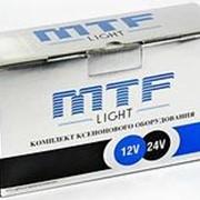 Комплект ксенона MTF Light H9 (6000K) фото