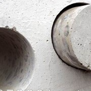 Алмазное сверление отверстий бетона,алмазное сверление отверстий фото