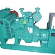 Дизельная генераторная установка фото